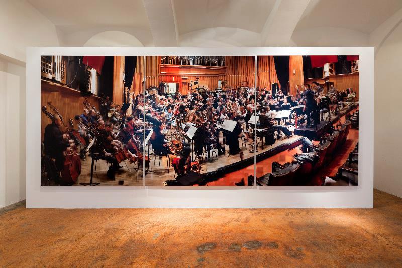 Galerie Ansicht, Radio Symphonieorchester Wien by KatharinaStruber 2013