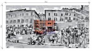 Piazza Navona – detail overview – © Katharina Struber